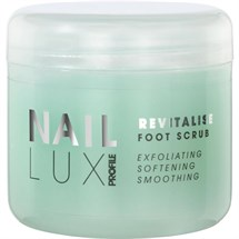 Salon System Profile NailLux Revitalise Foot Scrub 300ml