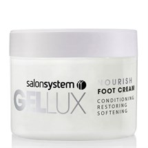 Salon System Gellux Nourish Foot Cream 350ml