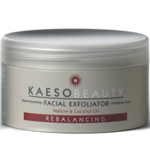Kaeso Mallow & Coconut Oil Rebalancing Exfoliator 245ml