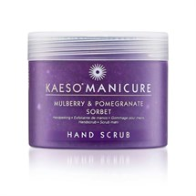 Kaeso Mulberry & Pomegranate Sorbet Hand Scrub 450ml