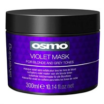 Osmo Colour Mission Silverising Violet Mask 300ml