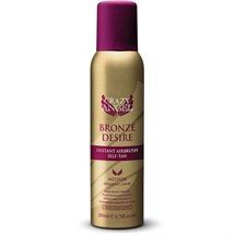 Crazy Angel Bronze Desire Instant Airbrush Self-Tan 200ml