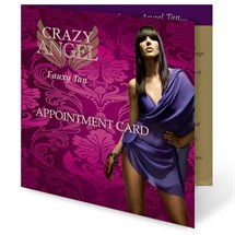 Crazy Angel Appointment Cards (Pack 25)