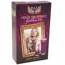 Crazy Angel Golden Duo Tan Pack