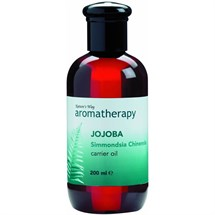 Natures Way Jojoba Carrier Oil 200ml