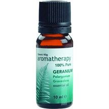 Natures Way Geranium Essential Oil 10ml