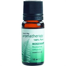 Natures Way Rosemary Essential Oil 10ml