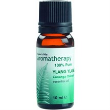 Natures Way Ylang Ylang Essential Oil 10ml