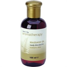 Natures Way Mature Facial Massage Oil 100ml