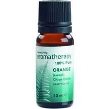 Natures Way Orange Essential Oil 10ml