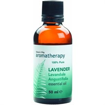Natures Way Lavender Essential Oil 50ml
