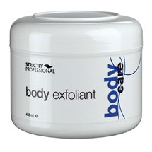 Strictly Professional Body Exfoliant 450ml