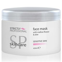 Strictly Professional Face Mask with Mallow Flower & Aloe 450ml