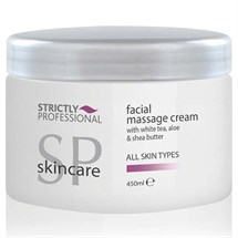 Strictly Professional Facial Cream 450ml - All Skin Types