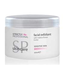 Strictly Professional Exfoliant 450ml - Sensitive Skin
