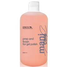 Strictly Professional Gel Nail Prep & Finish 250ml