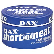Dax Wax Short & Neat (Blue) 99g