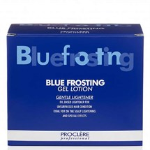Proclere Blue Frosting Gel Lotion 50ml x 6