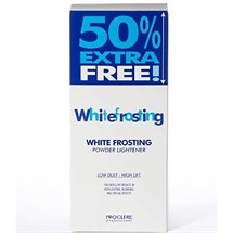 Proclere White Frosting Powder Bleach 500g