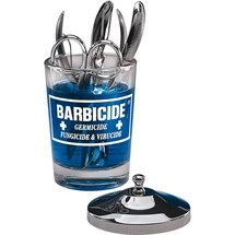 Barbicide Manicure Table Jar (Small)