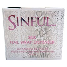 Sinful China Silk Nail Wrap Dispenser 2.7 Metres