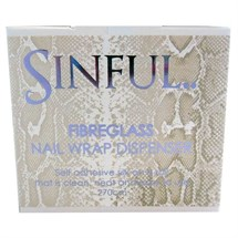 Sinful Fibreglass Nail Wrap Dispenser 2.7 Metres
