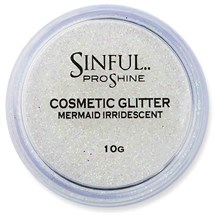 Sinful PROshine Cosmetic Glitter 10g - Mermaid Iridescent