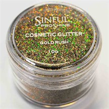Sinful PROshine Cosmetic Glitter 10g - Gold Rush