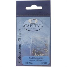 Capital Art Nail Gems Diamond 1.8 x150