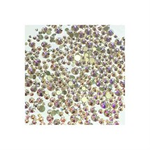 Swarovski Crystals AB Crystal Mixed Pack - 500pk