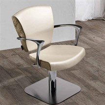 Salon Ambience Maya Styling Chair + Swivel Base