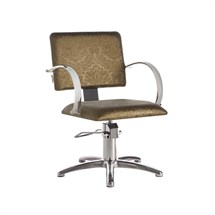 Luca Rossini Festa Styling Chair with Swivel - 5 Star Base