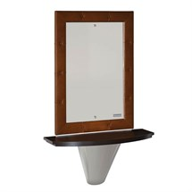 Salon Ambience Chester Barber Styling Unit (No Basin)