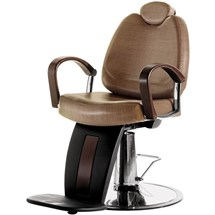Salon Ambience David Barber Chair - Wenge Armrests