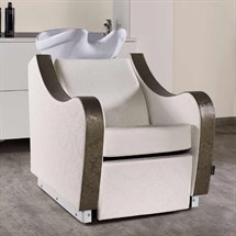 Salon Ambience Gravity Backwash Unit + White Basin
