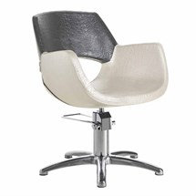 Luca Rossini Bella Chair [lockable, hydraulic pump] + Five Star Base