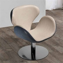 Salon Ambience Tulip Styling Chair with Swivel Base