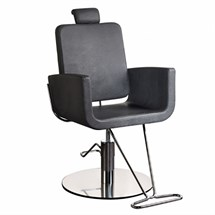 Medical & Beauty Eva Reclining Make-Up Chair with Footrest