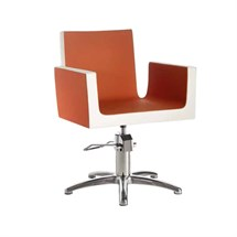 Luca Rossini Mia Styling Chair + Swivel - 5 Star Base