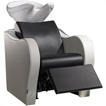 Salon Ambience Luxury Wash Unit with Leg Rest