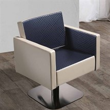 Salon Ambience Square Styling Chair