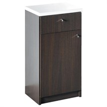 Salon Ambience Bank Cabinet