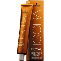 Schwarzkopf Igora High Power Browns 60ml