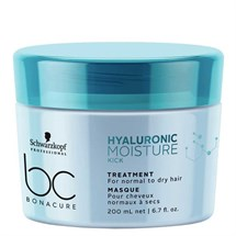 Schwarzkopf BC HYALURONIC MOISTURE KICK Treatment 200ml
