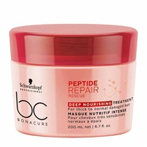 Schwarzkopf BC PEPTIDE REPAIR RESCUE Deep Nourishing Treatment 200ml