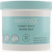 Sienna X Honey Gold Warm Wax 450g