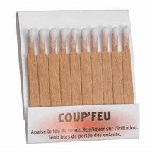 Sinelco Sibel Coupe Feu Disposable Shaving Sticks