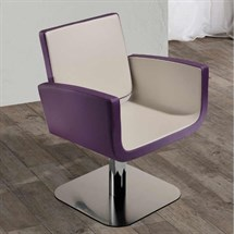 Salon Ambience You Styling Chair - Non Lockable Pump Disc Base