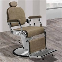 Salon Ambience Premier Barber Chair - Disc Base