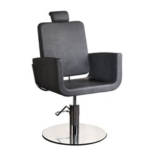 Medical & Beauty Eva Reclining Make Up Chair Without Footrest